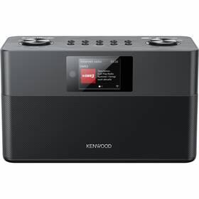 Internetový radiopřijímač KENWOOD CR-ST100S černý