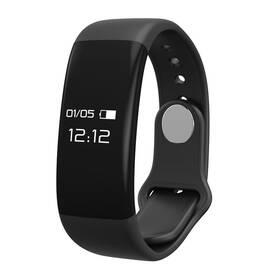 Fitness náramek CUBE 1 H30 (NEOSCUH30X050) černý