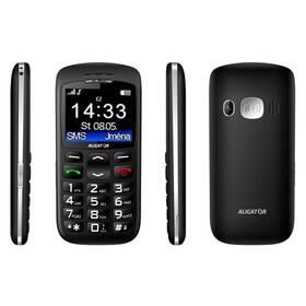 Mobilní telefon Aligator A670 Senior (A670B) černý