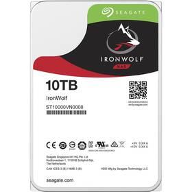 "Pevný disk 3,5"" Seagate IronWolf 10TB (ST10000VN0008)"