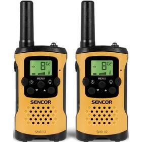 Vysílačky Sencor SMR 112 TWIN (30017990)