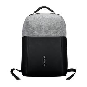 "Batoh na notebook Canyon Anti-theft pro 15.6"", integrované USB (CNS-CBP5BG9) černý/šedý"