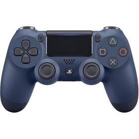 Gamepad Sony Dual Shock 4 pro PS4 v2 - midnight blue (PS719874263)