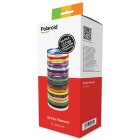 Náplň Polaroid 3D PLA - 20 Barev + 2x Deluxe Silk Zdarma (3D-FL-PL-2503-00)