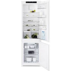 Chladnička s mrazničkou Electrolux LNT7TF18S bílá