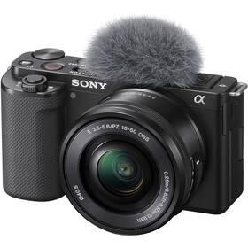 Digitální fotoaparát Sony ZV-E10 + 16-50 černý