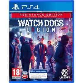 Hra Ubisoft PlayStation 4 Watch Dogs Legion Resistance Edition (USP484112)