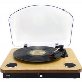 Gramofon Denver VPL-210 dřevo