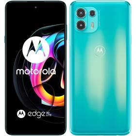 Mobilní telefon Motorola Edge 20 Lite 5G - Lagoon Green (PANE0044PL)