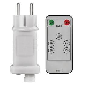 Napájecí adaptér EMOS pro vánoční spojovací osvětlení Standard/Profi, venkovní i vnitřní, ovladač (D1ZW02)
