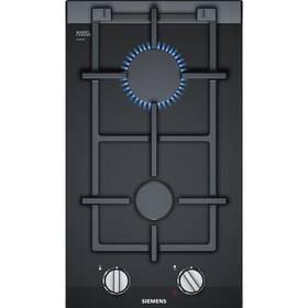 Plynová varná deska Siemens Domino ER3A6BD70 černá