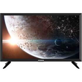 Televize Orava LT-634 (M100B) černá