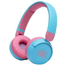 Sluchátka JBL JR 310BT modrá/růžová