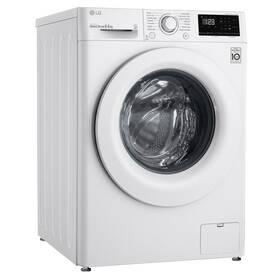 Pračka LG F26V2WN3W bílá