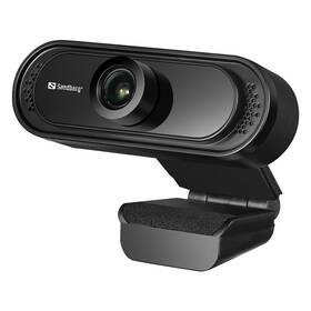 Webkamera Sandberg Webcam Saver 1080p (333-96) černá