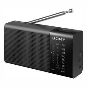 Radiopřijímač Sony ICF-P36 černý
