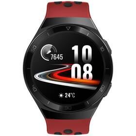 Chytré hodinky Huawei Watch GT 2e - ZÁNOVNÍ - 12 měsíců záruka - Lava Red