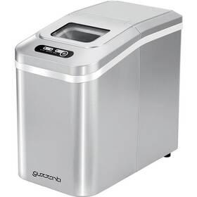 Výrobník ledu Guzzanti GZ 121 stříbrný