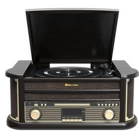 Gramofon Roadstar HIF-1898D+BT dřevo