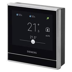 Termostat Siemens s čidlem vlhkosti a kvality vzduchu VOC, chytrý (RDS110)