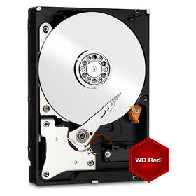 "Pevný disk 3,5"" Western Digital RED 3TB (WD30EFRX)"
