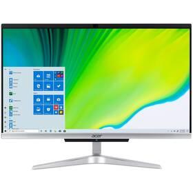 Počítač All In One Acer Aspire C24-963 (DQ.BEQEC.006) černý/stříbrný