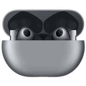 Sluchátka Huawei FreeBuds Pro (55033757) stříbrná