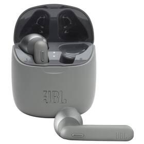 Sluchátka JBL Tune 225TWS šedá