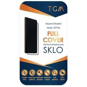 Tvrzené sklo TGM Full Cover na Xiaomi Redmi Note 10 Pro (TGMFCXIREN10PRO) černé