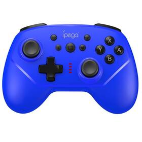 Gamepad iPega 9162A Wireless pro Nintendo Switch modrý