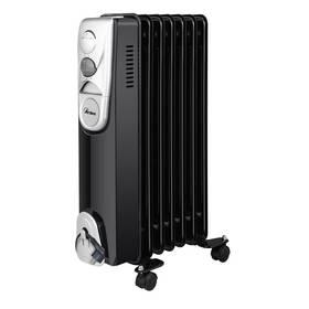 Olejový radiátor Ardes 4R07B černý