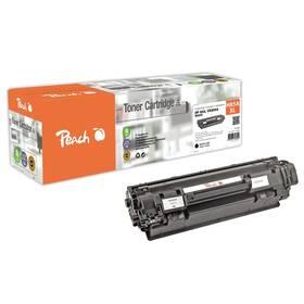 Toner Peach HP CE285A, No 85A XL, 2500 stran, kompatibilní (111845) černá