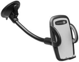Držák na mobil Connect IT InCarz, dlouhý (CI-1114) černý