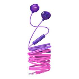 Sluchátka Philips SHE2305 (SHE2305PP/00) fialová