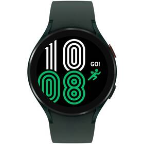 Chytré hodinky Samsung Galaxy Watch4 44mm (SM-R870NZGAEUE) zelené