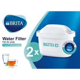 Filtr na vodu Brita Pack 2 MAXTRAplus PO