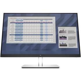 Monitor HP HP E27 G4 FHD (9VG71A3#ABB) černý