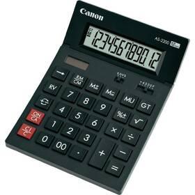 Kalkulačka Canon AS-1200 (4599B001) černá