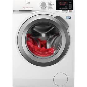 Pračka AEG ProSense™ L6FEG49SC bílá