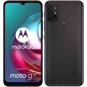 Mobilní telefon Motorola Moto G30 6/128 GB - Dark Pearl (PAML0022PL)