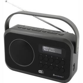 Radiopřijímač s DAB+ Soundmaster DAB270SW černý
