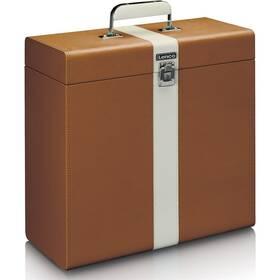 Kufřík Lenco TTA-301 na gramofonové desky (ltta301) hnědý