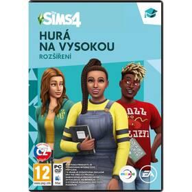 Hra EA The Sims 4 - Hurá na vysokou (EAPC05168)