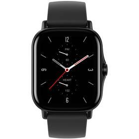 Chytré hodinky Amazfit GTS 2 - ZÁNOVNÍ - 12 měsíců záruka černé