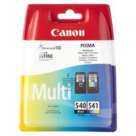 Inkoustová náplň Canon PG-540 / CL-541 - originální, CMYK (5225B006)