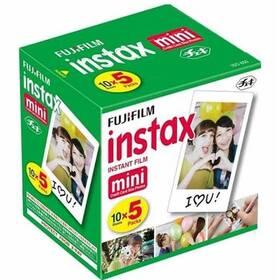 Instantní film Fujifilm Instax Mini film, 5 x 10ks Pack (70100144162)