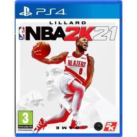 Hra Take 2 PlayStation 4 NBA 2K21 (5026555428491)