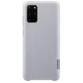 Kryt na mobil Samsung Kvadrat na Galaxy S20+ (EF-XG985FJEGEU) šedý