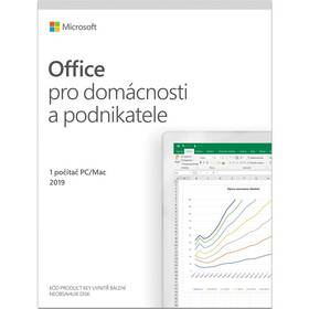 Software Microsoft Office 2019 pro domácnosti a podnikatele CZ (T5D-03305)