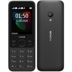 Mobilní telefon Nokia 150 Dual SIM 2020 (16GMNB01A05) černý